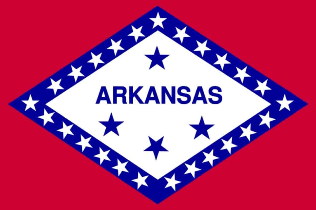 State flag of Arkansas by Pixnio.com