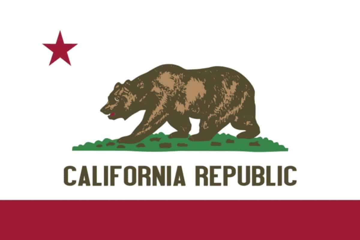 State flag of California by Pixnio.com