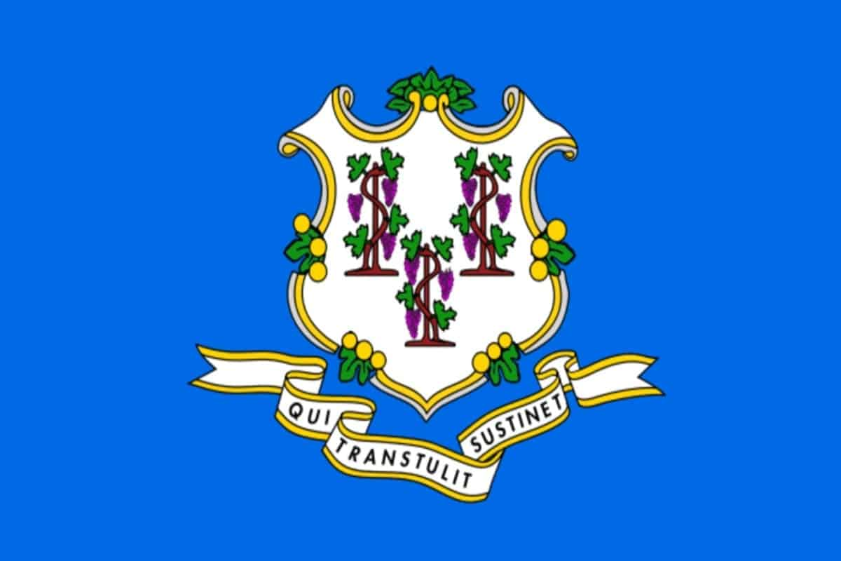 State flag of Connecticut by Pixnio.com