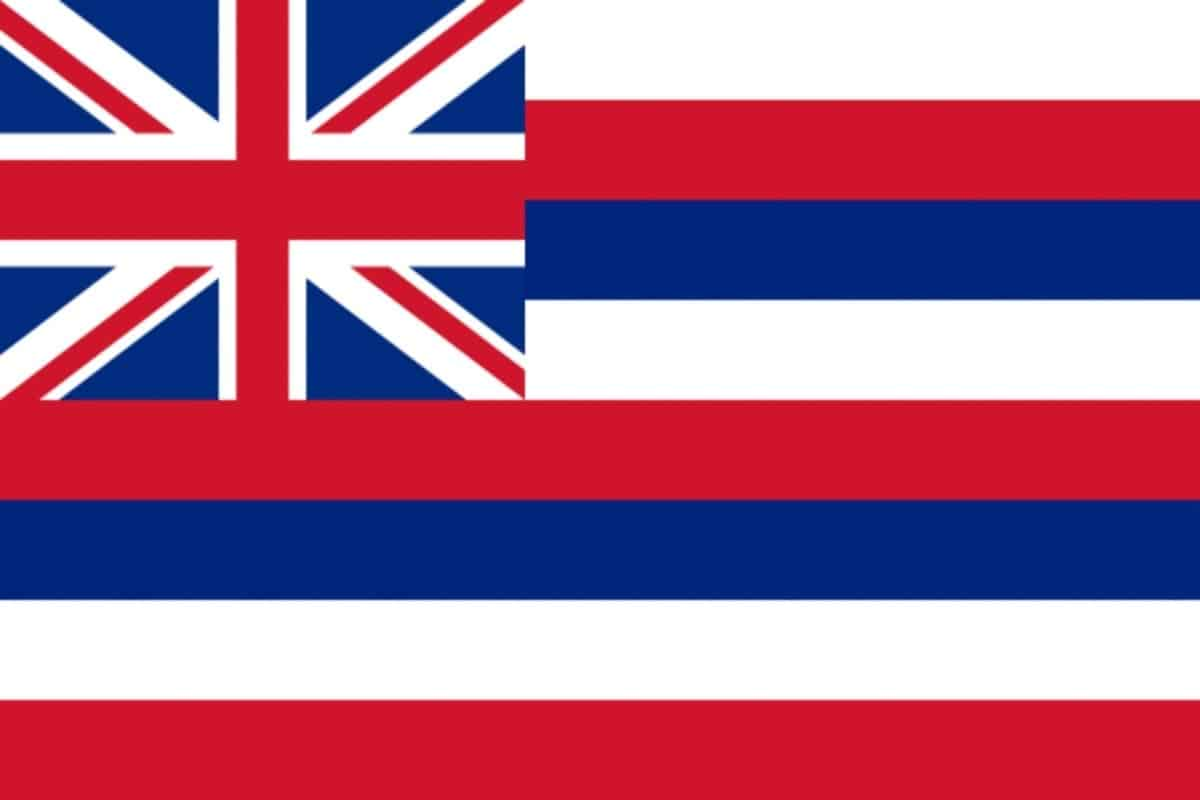 State flag of Hawaii by Pixnio.com