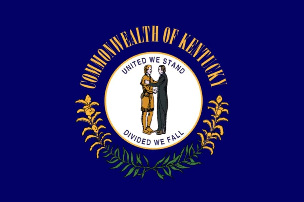 State flag of Kentucky by Pixnio.com