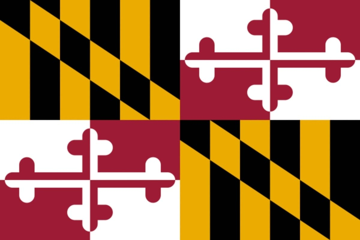 State flag of Maryland by Pixnio.com