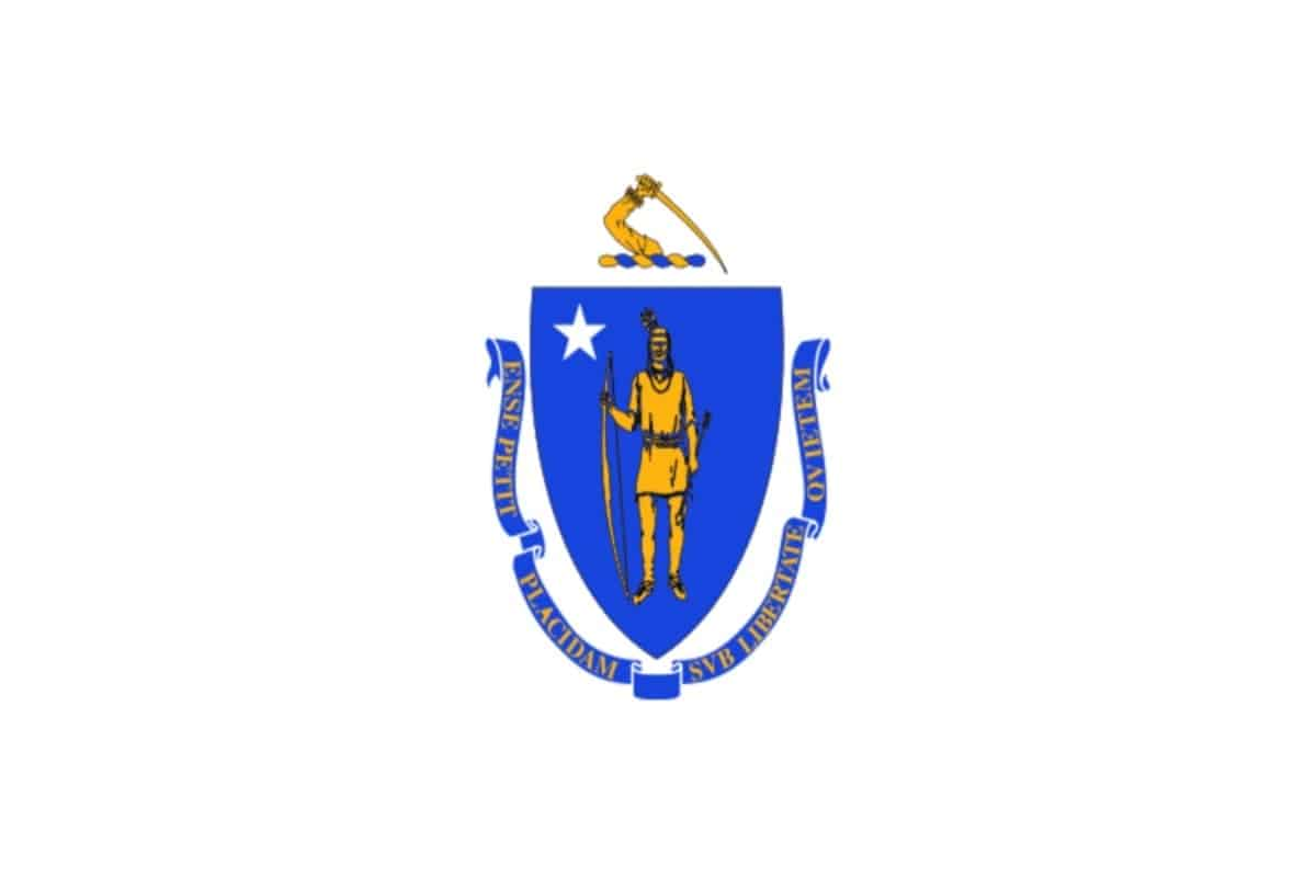 State flag of Massachusetts by Pixnio.com
