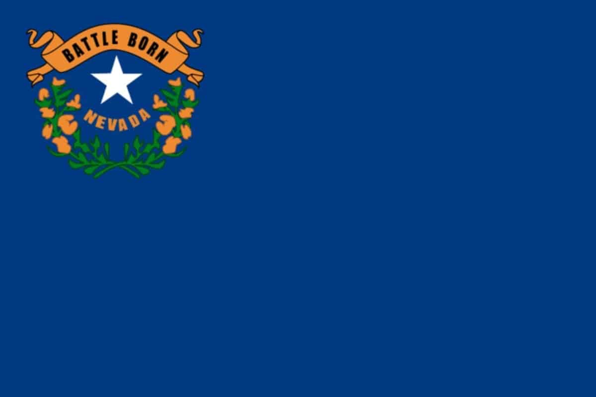 State flag of Nevada by Pixnio.com
