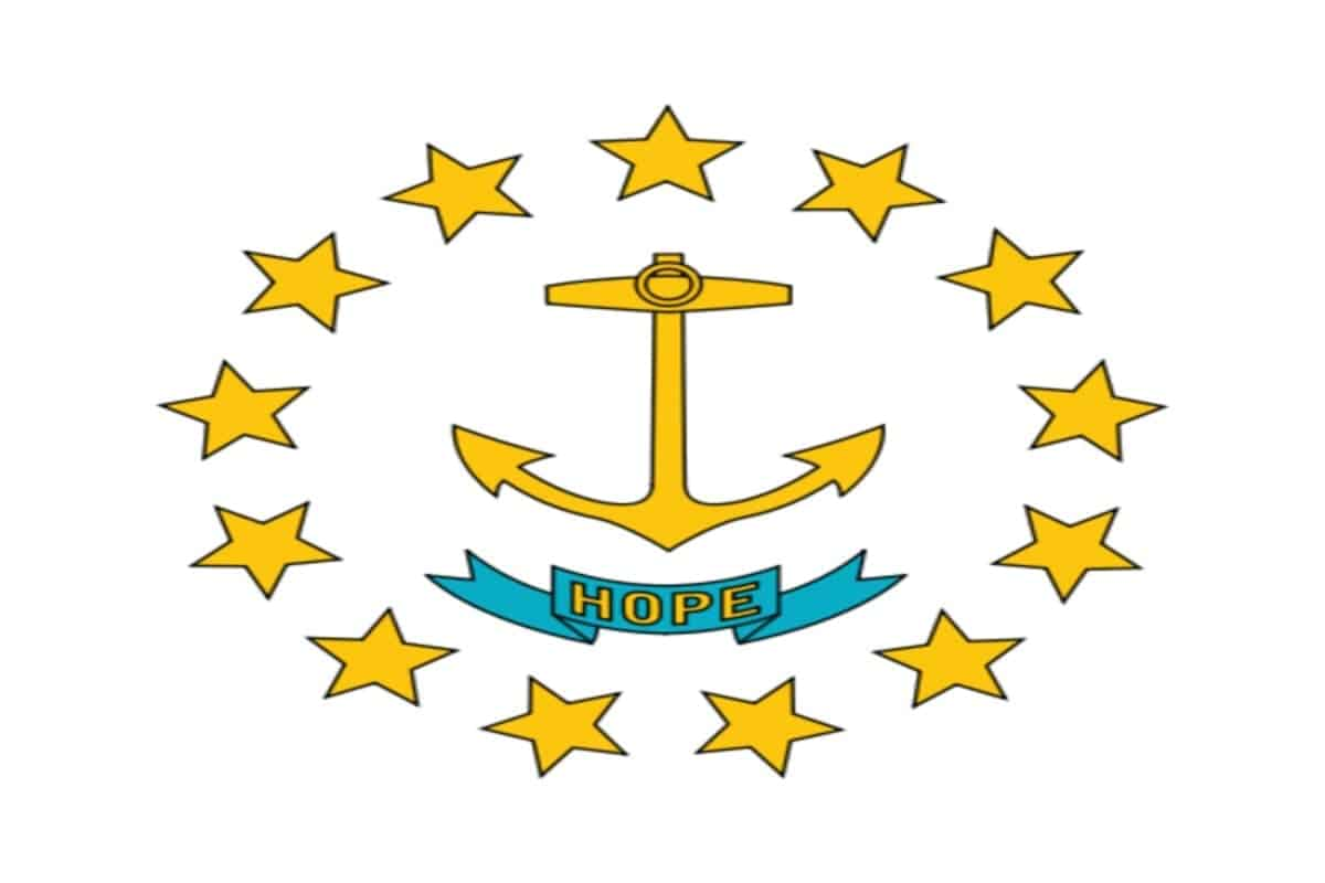 State flag of Rhode Island by Pixnio.com