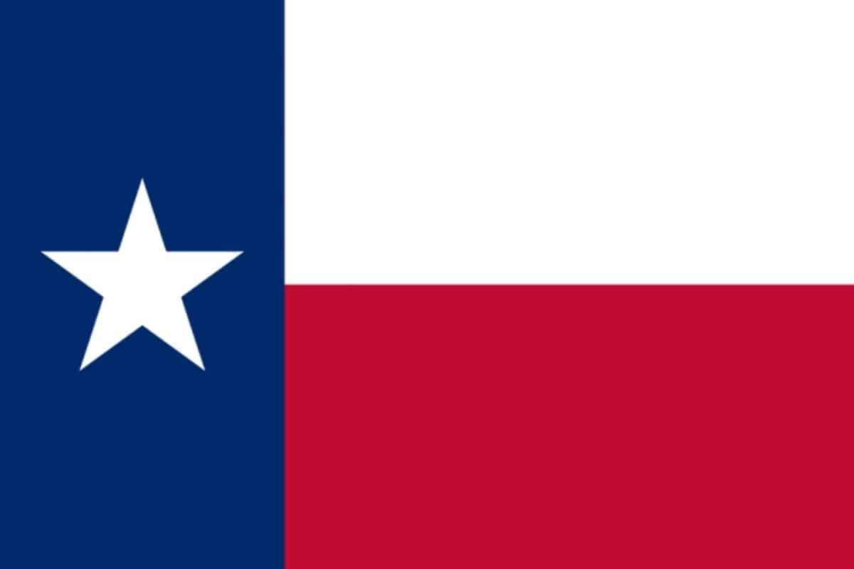 State flag of Texas by Pixnio.com