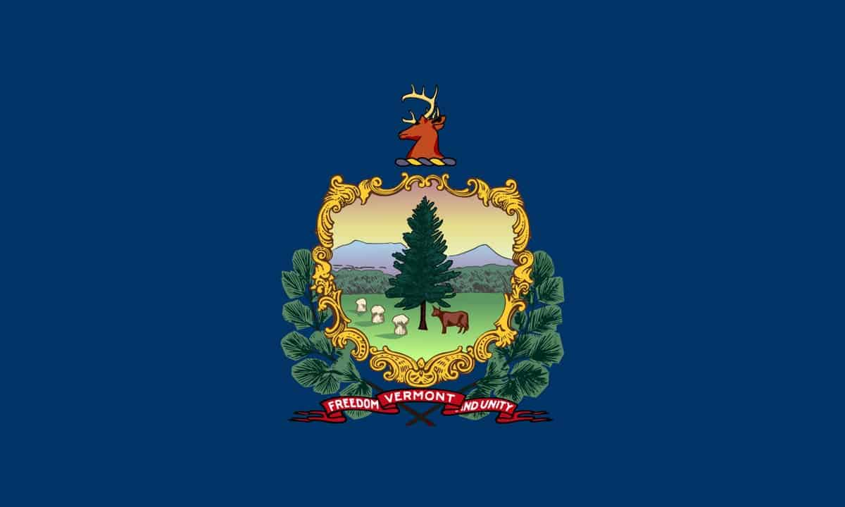 State flag of Vermont by Pixnio.com